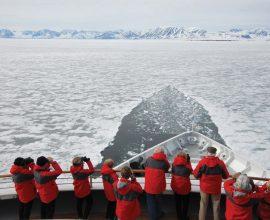 Reis naar Antarctica met Silver Explorer