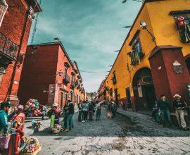 Wereldcruise naar Mexico Balmoral 2019