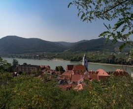 Grote Donau riviercruise