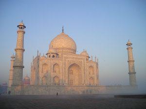 wereldcruisen visa voor India