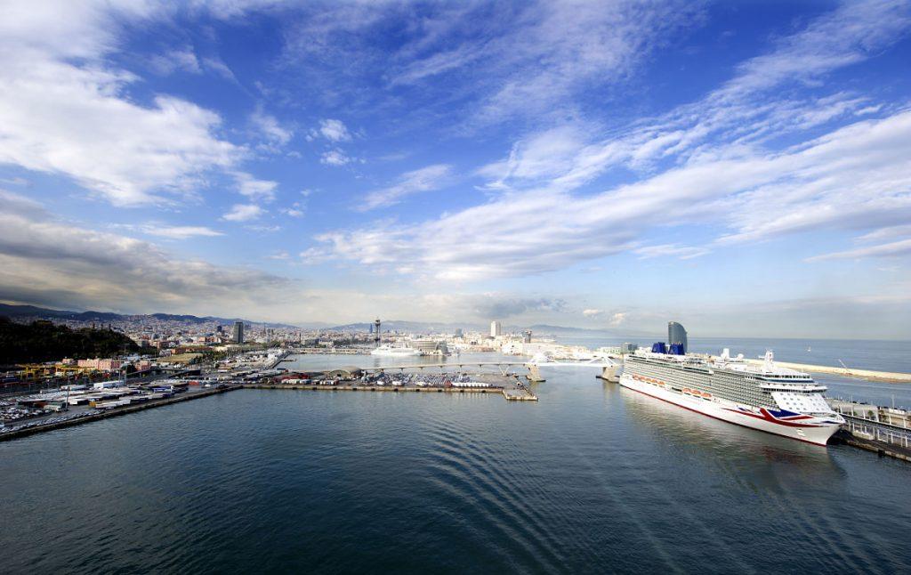 Embarkation day bij een wereldcruise