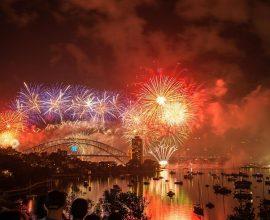 Wereldcruise met nieuwjaar in Sydney Black Watch 2018