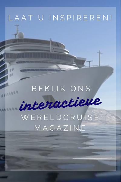 Bekijk het wereldcruise magazine