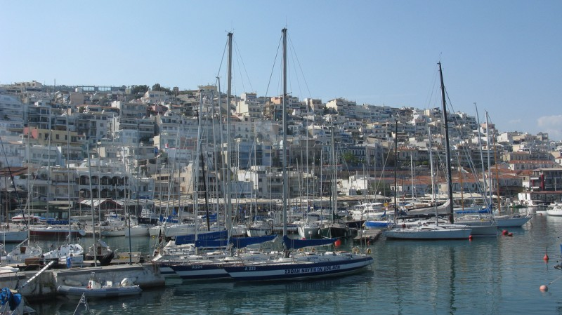 Piraeus Griekenland