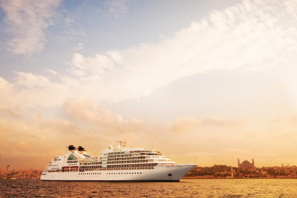 Cruiseschip Sojourn