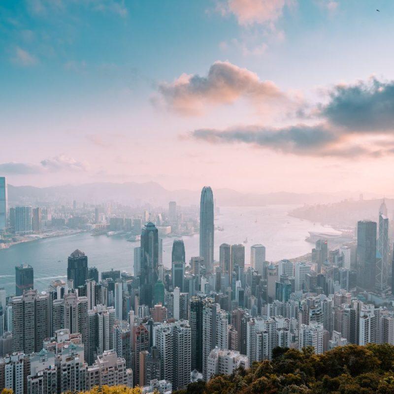 Hong kong bezoeken tijdens een cruise