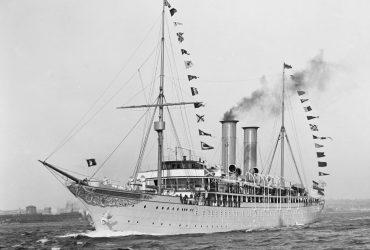 De geschiedenis van het cruisen - Prinzessin Victoria Luise