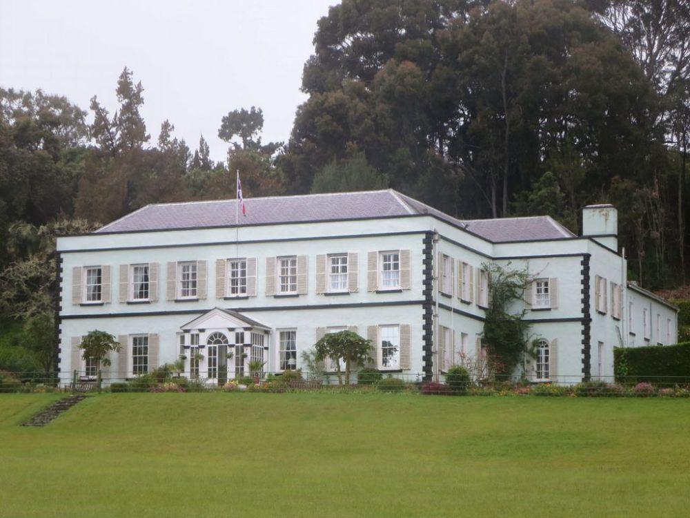 Plantation house Jamestown