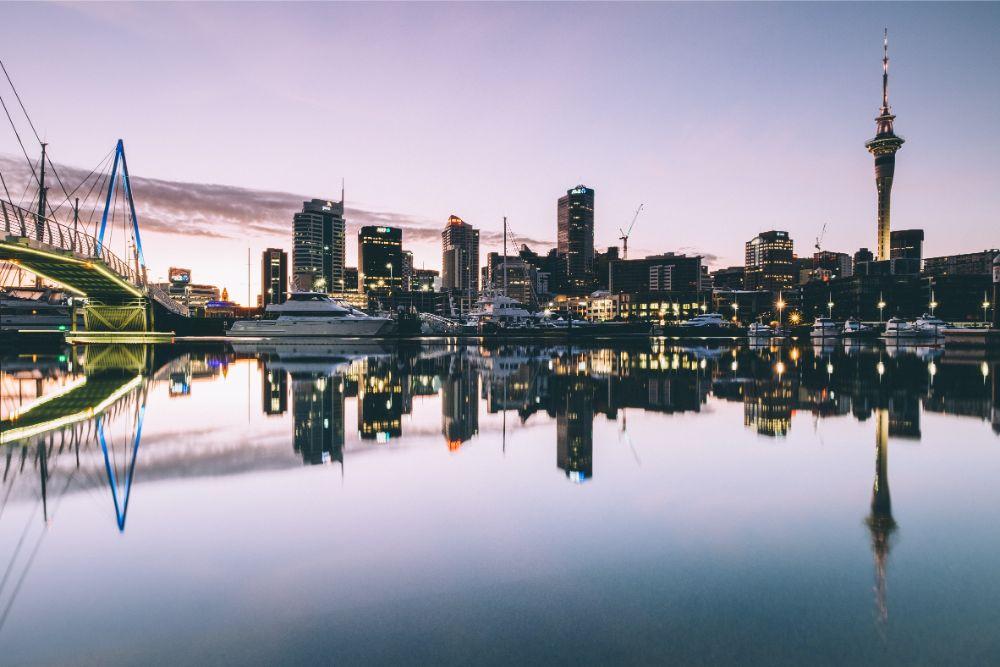 Auckland - de mooiste wereldcruises van 2021