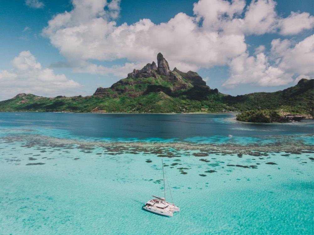 Bezoek Frans Polynesië tijdens een wereldcruise