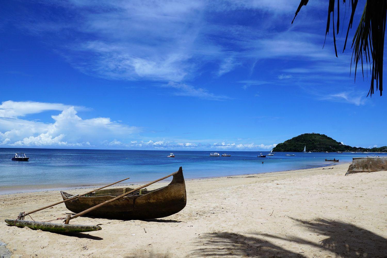 Dagboek van een wereldcruiser - 2 havens in Madagascar