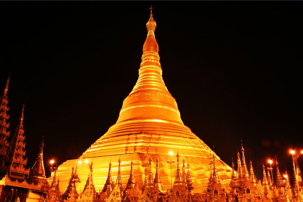 Yangon - de mooiste wereldcruises van 2021