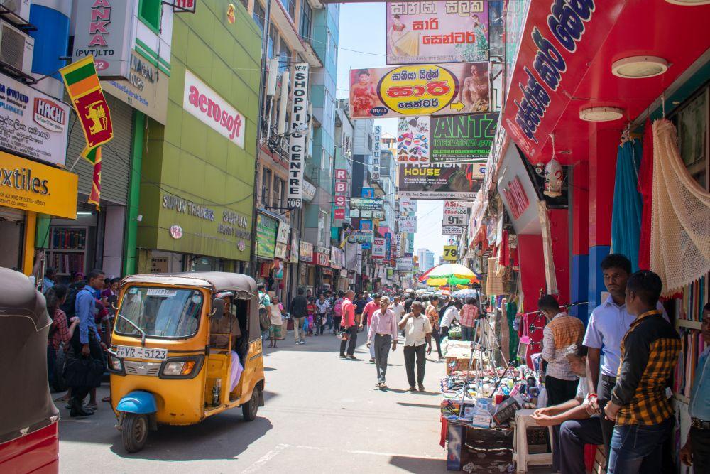 Kennismaking met Colombo - Sri Lanka