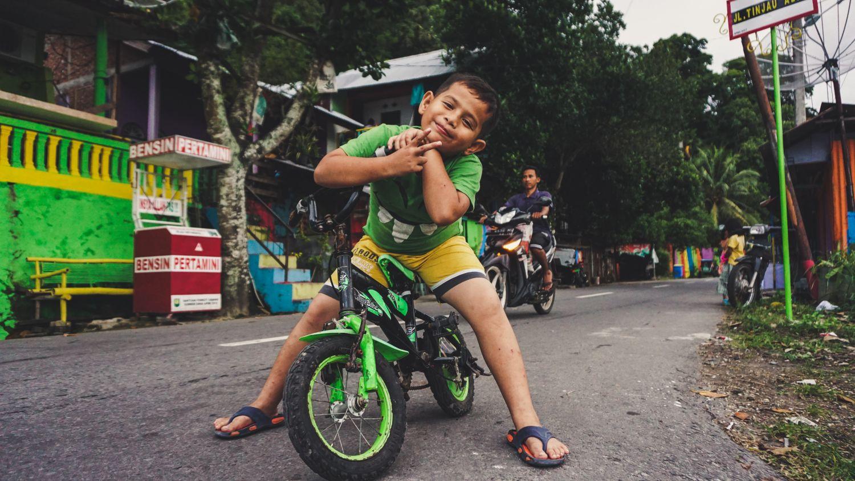 Sabang ontdekkingen in Indonesië